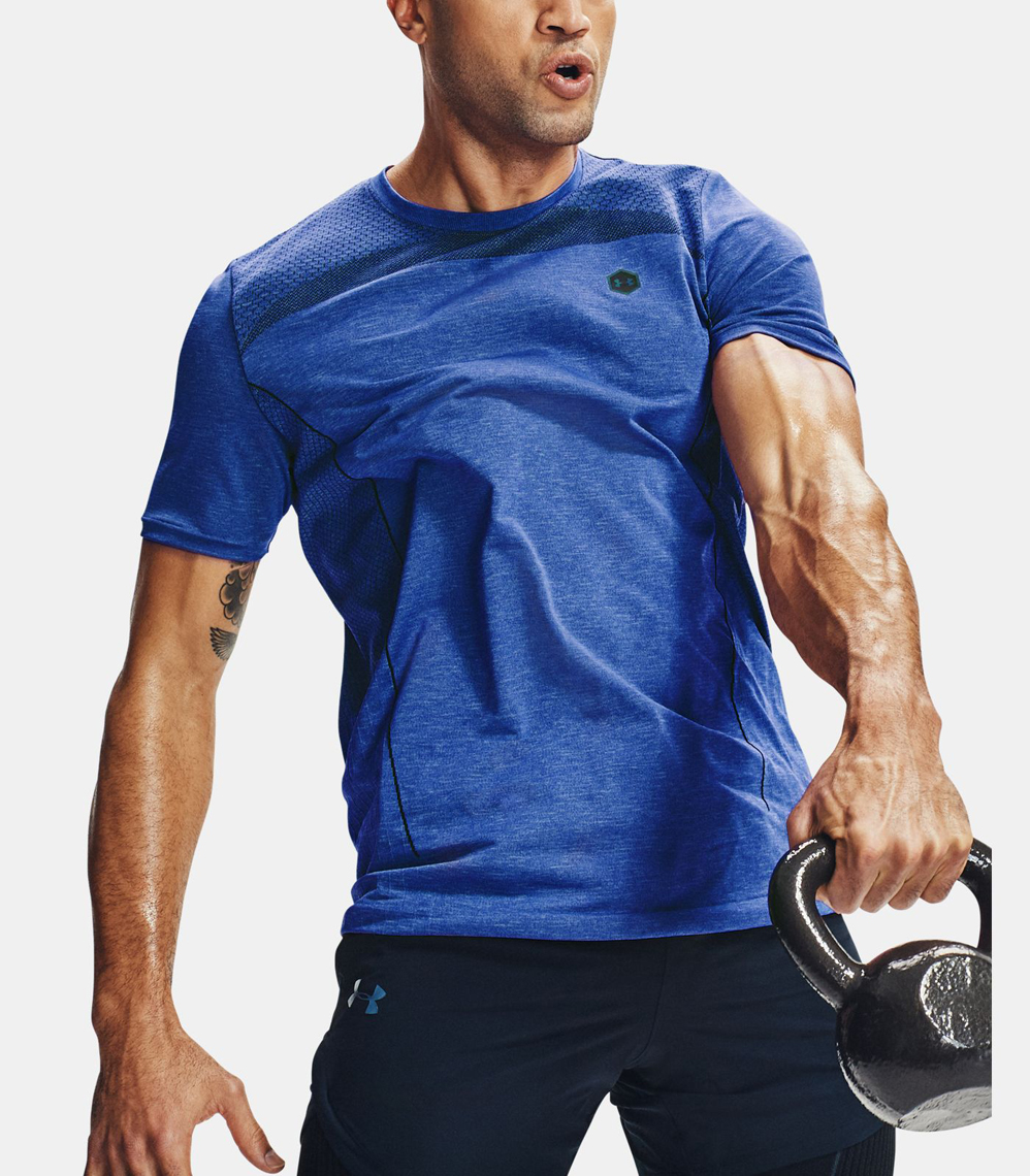 UNDER ARMOUR CAMPAIGN Grooming